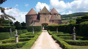 Château de Berzé Beaujolais Ain France planning de balades