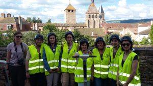 Balade du village de Cluny planning de balades